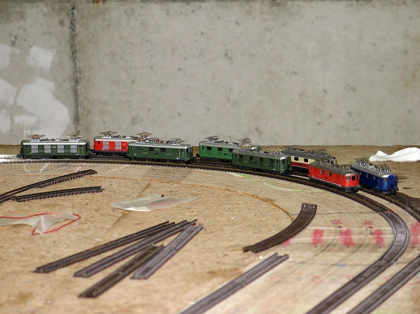 collection Re I Hobbytrain